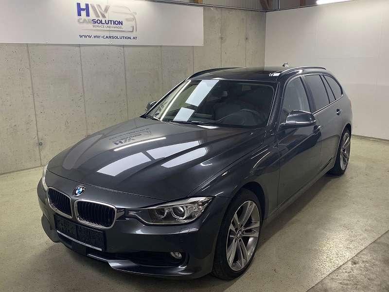 BMW 3ER-REIHE 330D XDRIVE TOURING SPORT LINE KOMBI