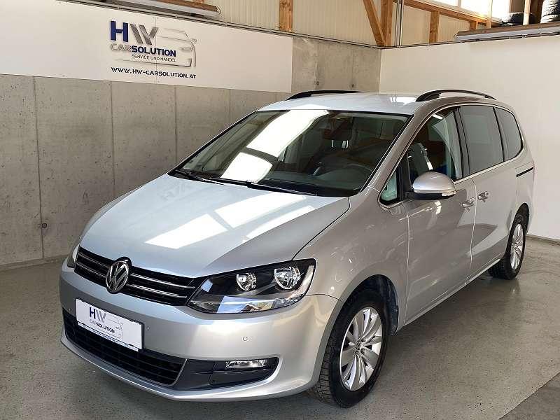 VW SHARAN COMFORTLINE BMT 2,0 TDI