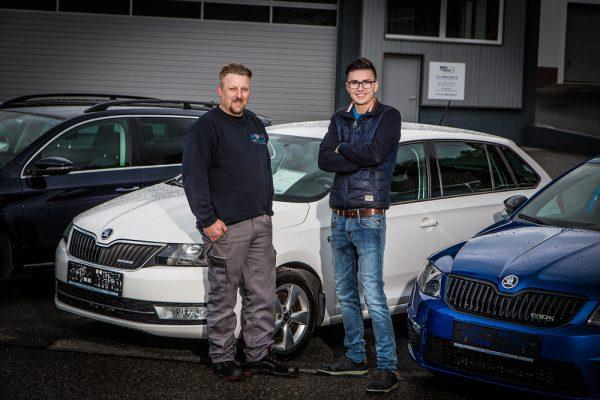 Team HW Carsolution Ihre Profis rund um Jungwagen